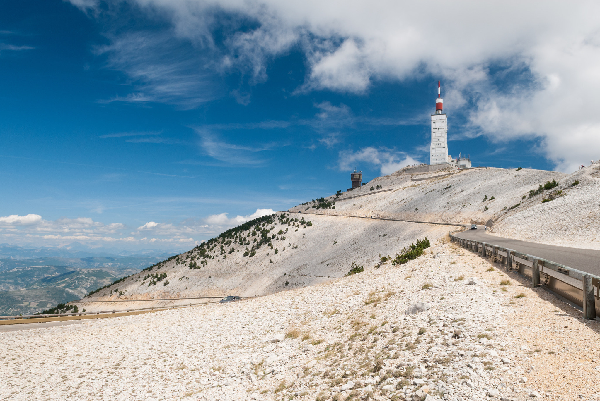 Photograph Mont Ventoux by Jos Didden on 500px