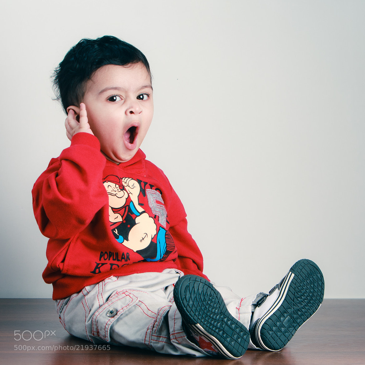 Photograph Yawn by Zuhair Ahmad on 500px