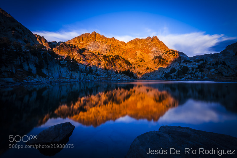 Photograph There is a mountain... by Jesús Del Río on 500px