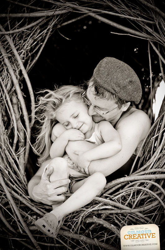 Photograph Father and Daughter by Gilmour Creative on 500px