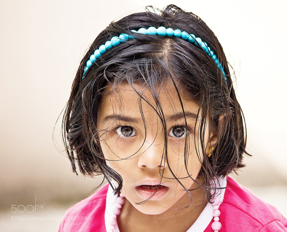 Photograph The Angry Young Lady by Sreekumar  Mahadevan Pillai on 500px