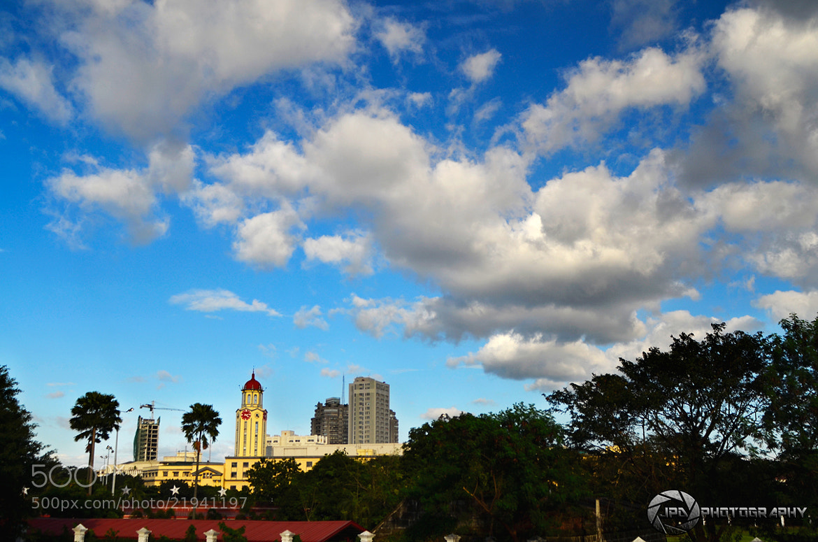 Photograph Manila City Hall and The Sky by Jun Derecho on 500px