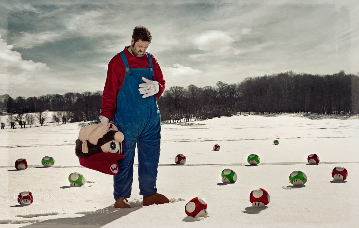 Photograph Super Mario by Glenn Meling on 500px