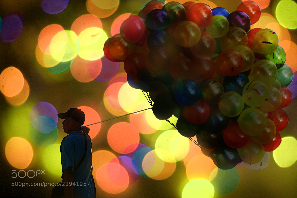 Photograph dreams seller by Kittiwut Chuamrassamee on 500px