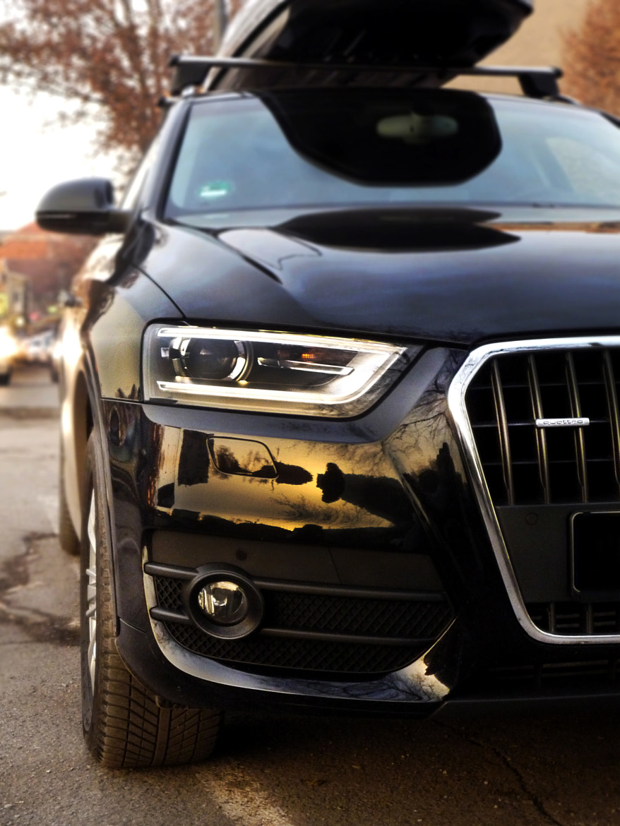 Photograph Audi Q3 by Ivan S. Photography on 500px