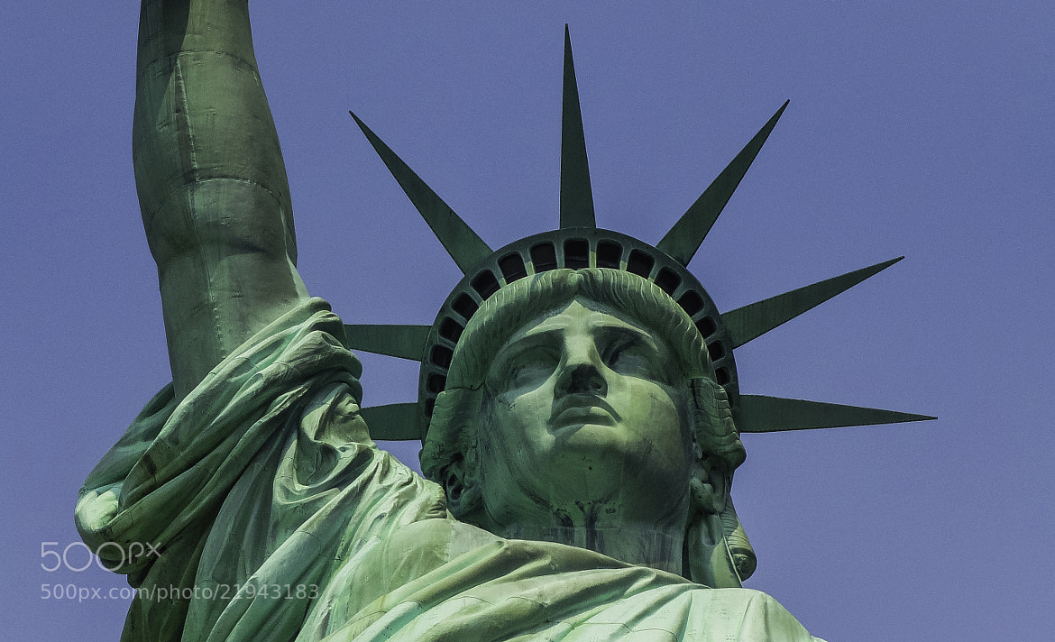 Photograph Lady Liberty by Steve Day on 500px