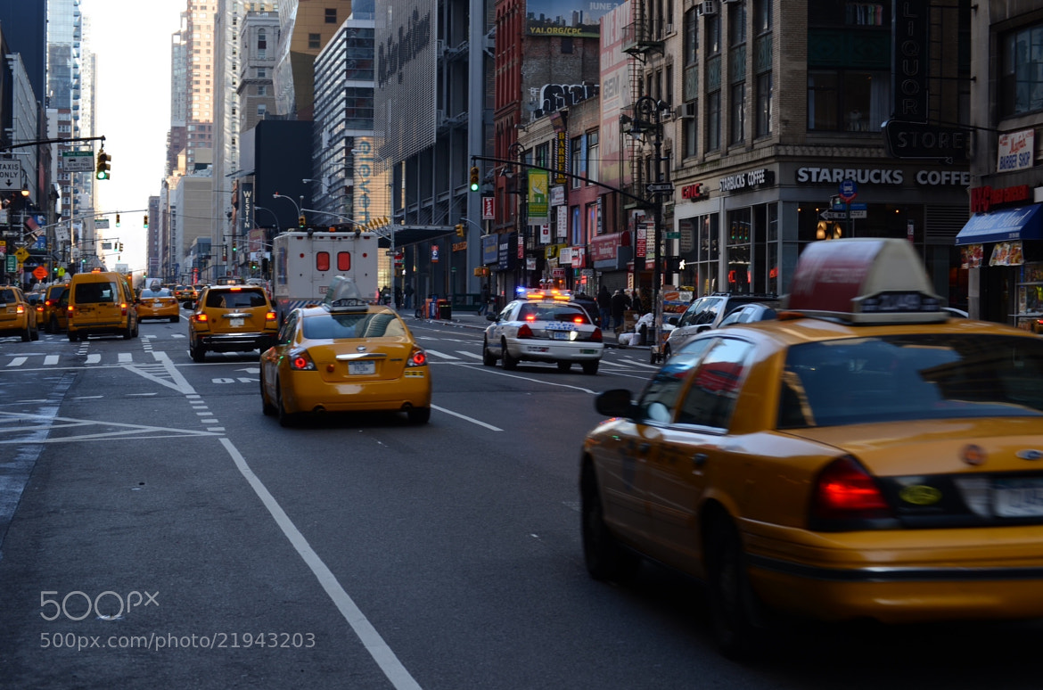 Photograph 8th Avenue by Gary Munson on 500px
