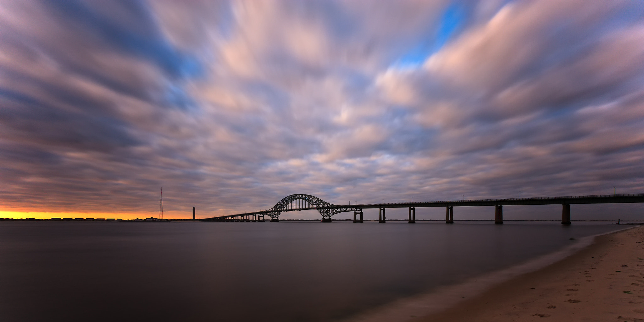 Photograph Robert Moses Causeway Bridge by Bill McBride on 500px