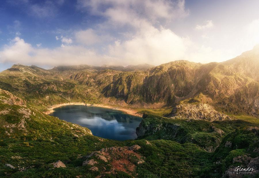 Lago Calabazosa. by Glendor Fine Art  Photography on 500px.com