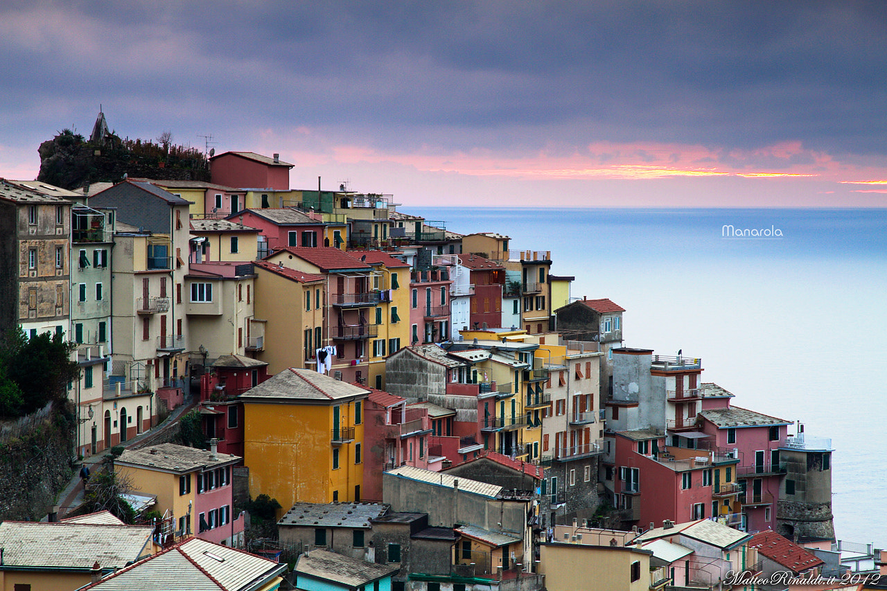 Photograph Manarola by Matteo Rinaldi on 500px