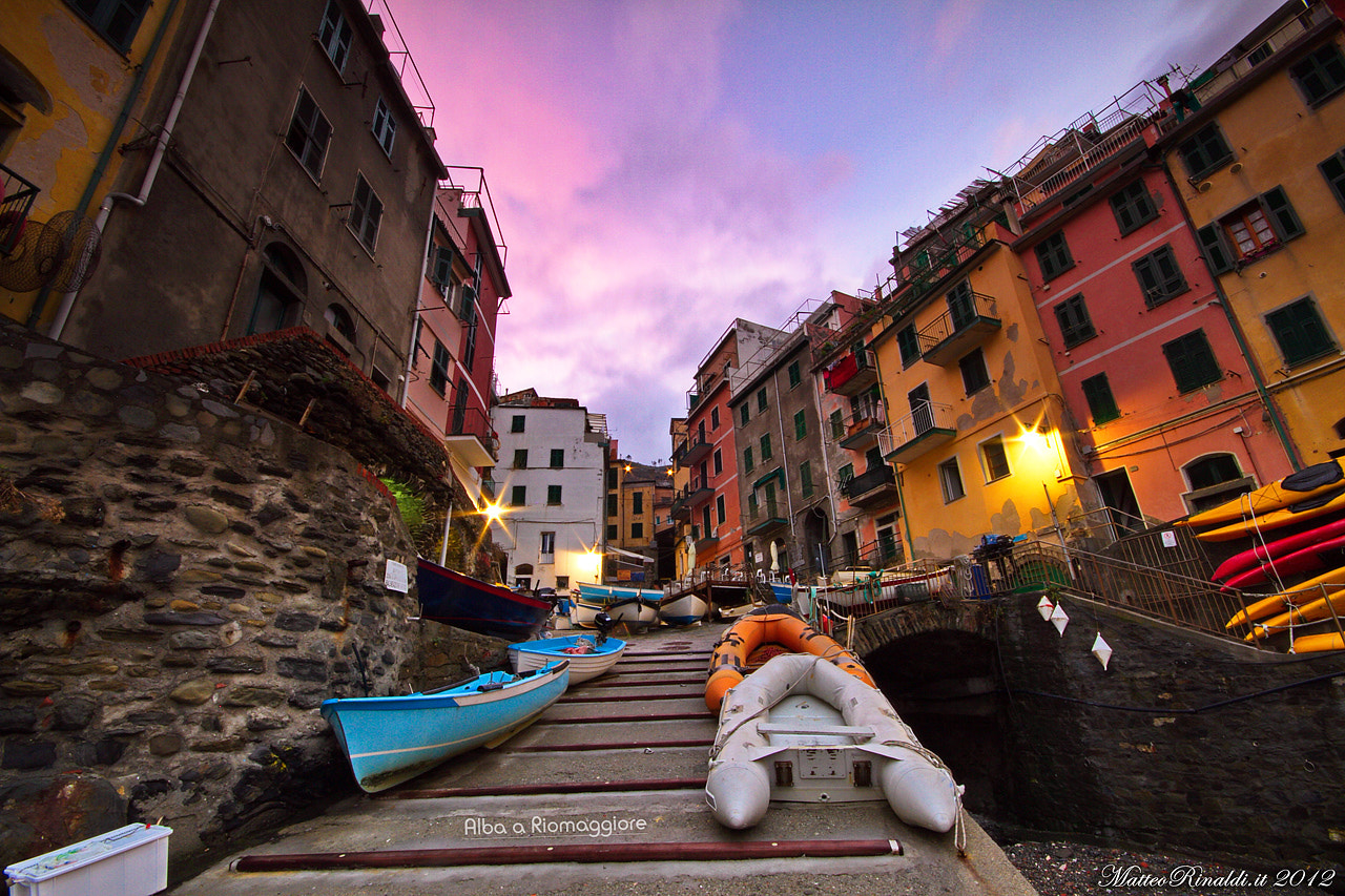 Photograph Riomaggiore by Matteo Rinaldi on 500px