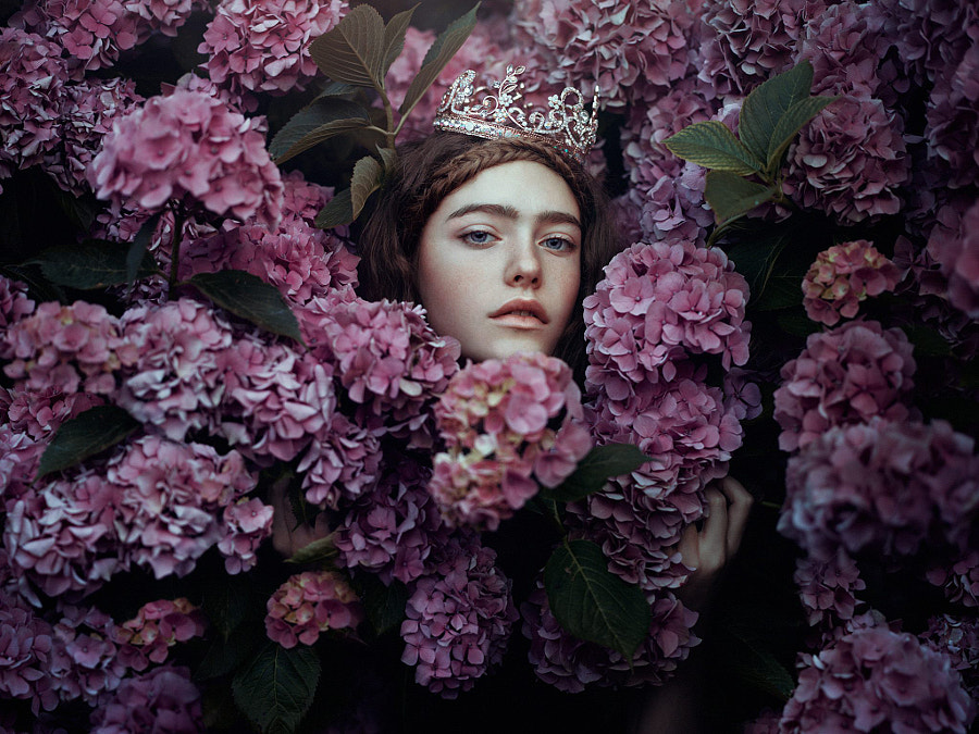 Nymph by Bella Kotak on 500px.com