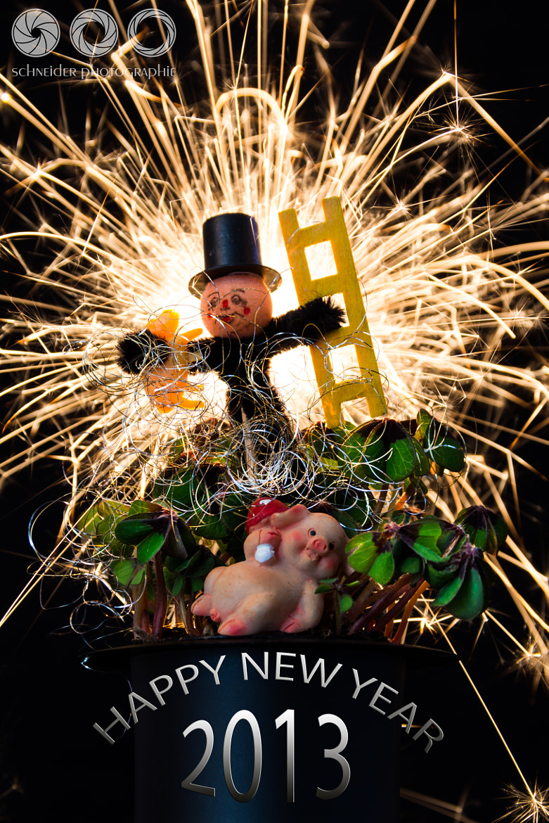Photograph Happy new Year 2013 by Christoph Schneider on 500px