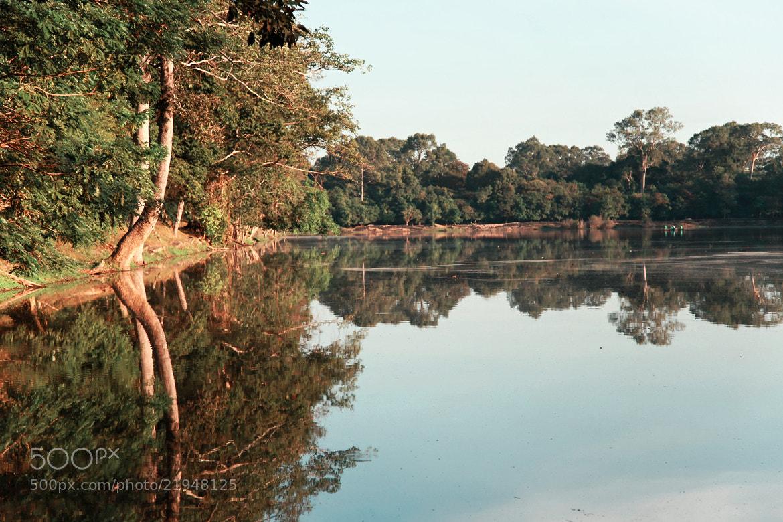 Photograph Angkor Wat, Cambodia by Mahesh Krishnamurthy on 500px