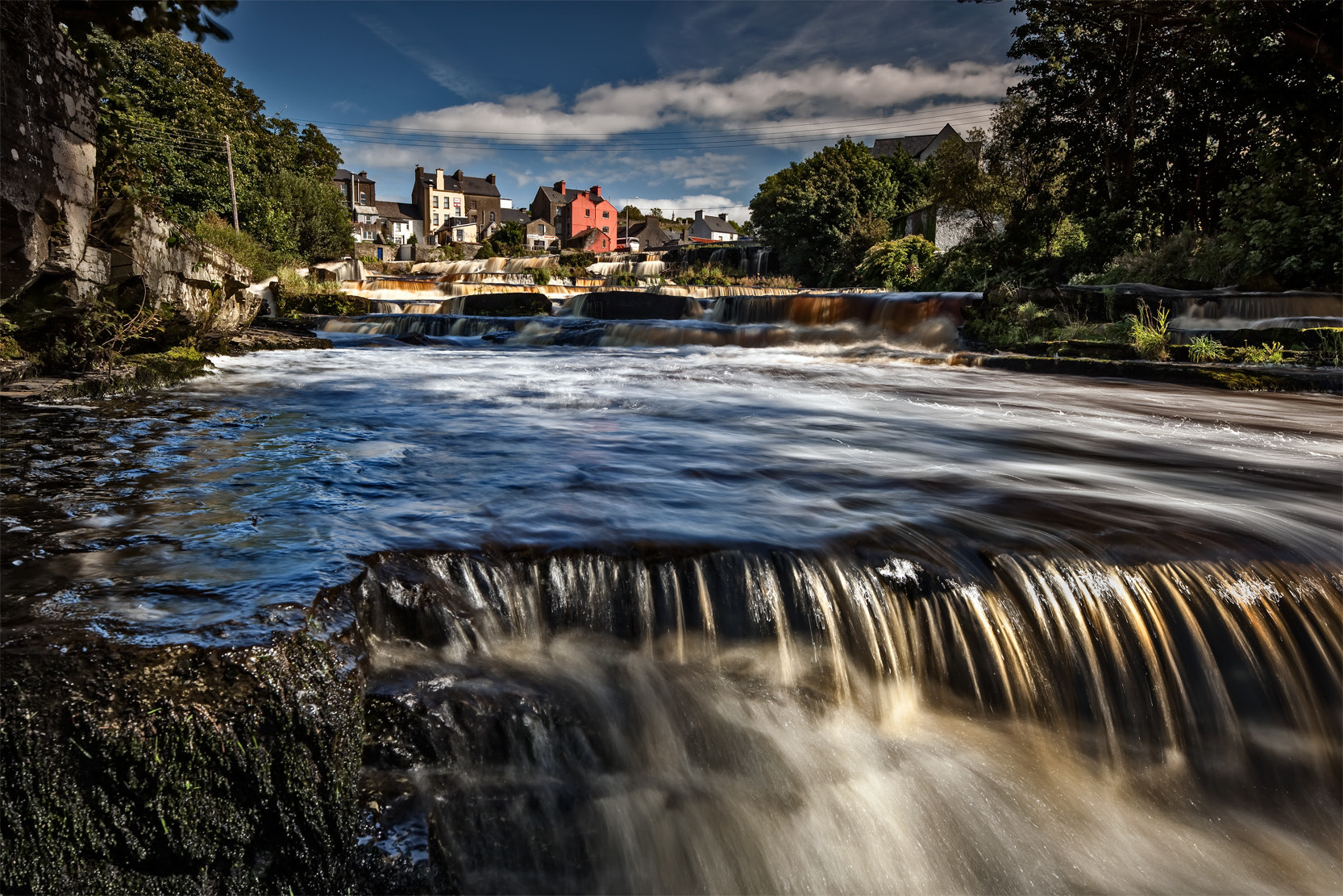 Photograph Ennistymon Falls by Brendan O Neill on 500px