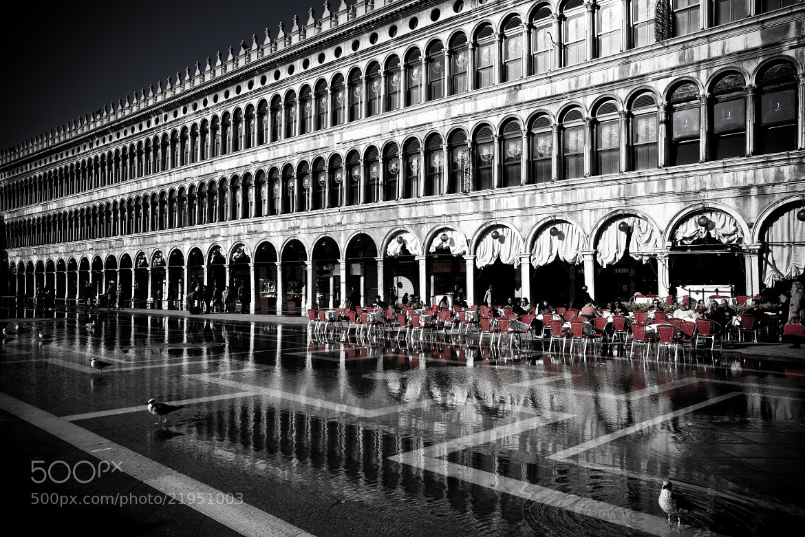 Photograph Venice Underwater by Mathew Roberts on 500px