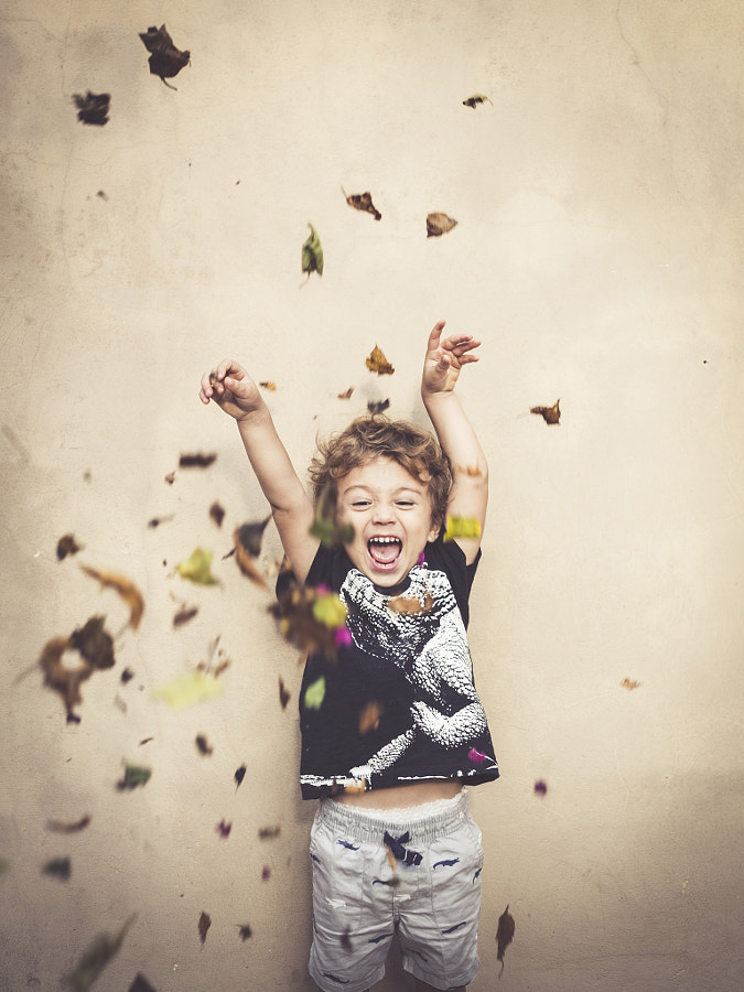 Total hapiness. by Pablo Reinsch on 500px.com