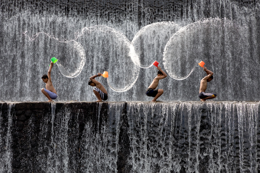 Fun Splash by Jassi Oberai on 500px.com