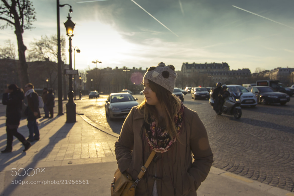 Photograph Beside the Arc de Triomphe in Paris by Callum Chapman on 500px