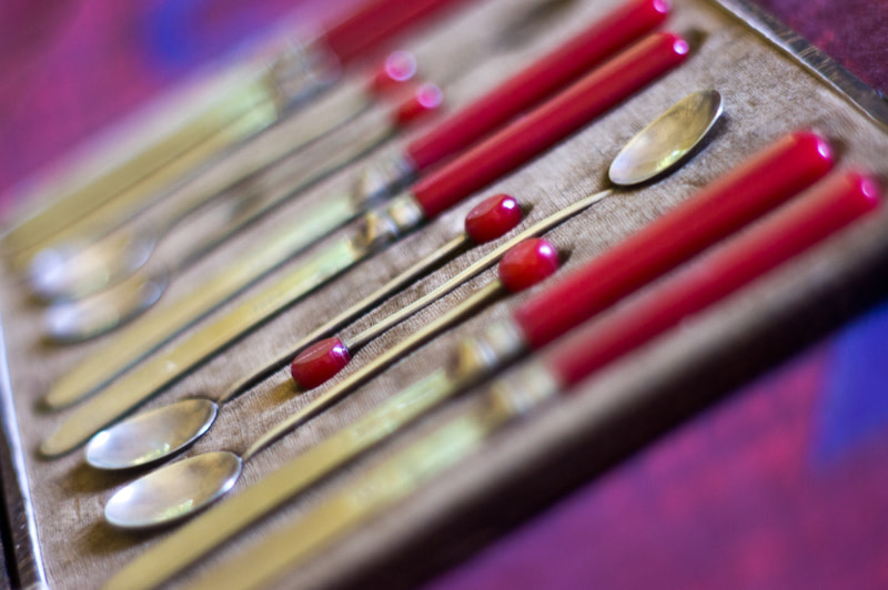 Photograph the red spoons by alistair noble on 500px