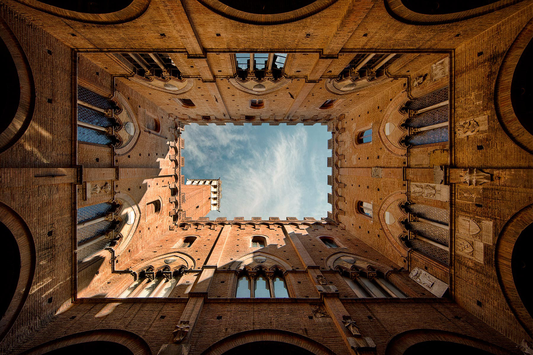 Photograph Palazzo Pubblico Siena by Glenn Meling on 500px