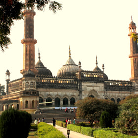 MOSQUE in LUCKNOW