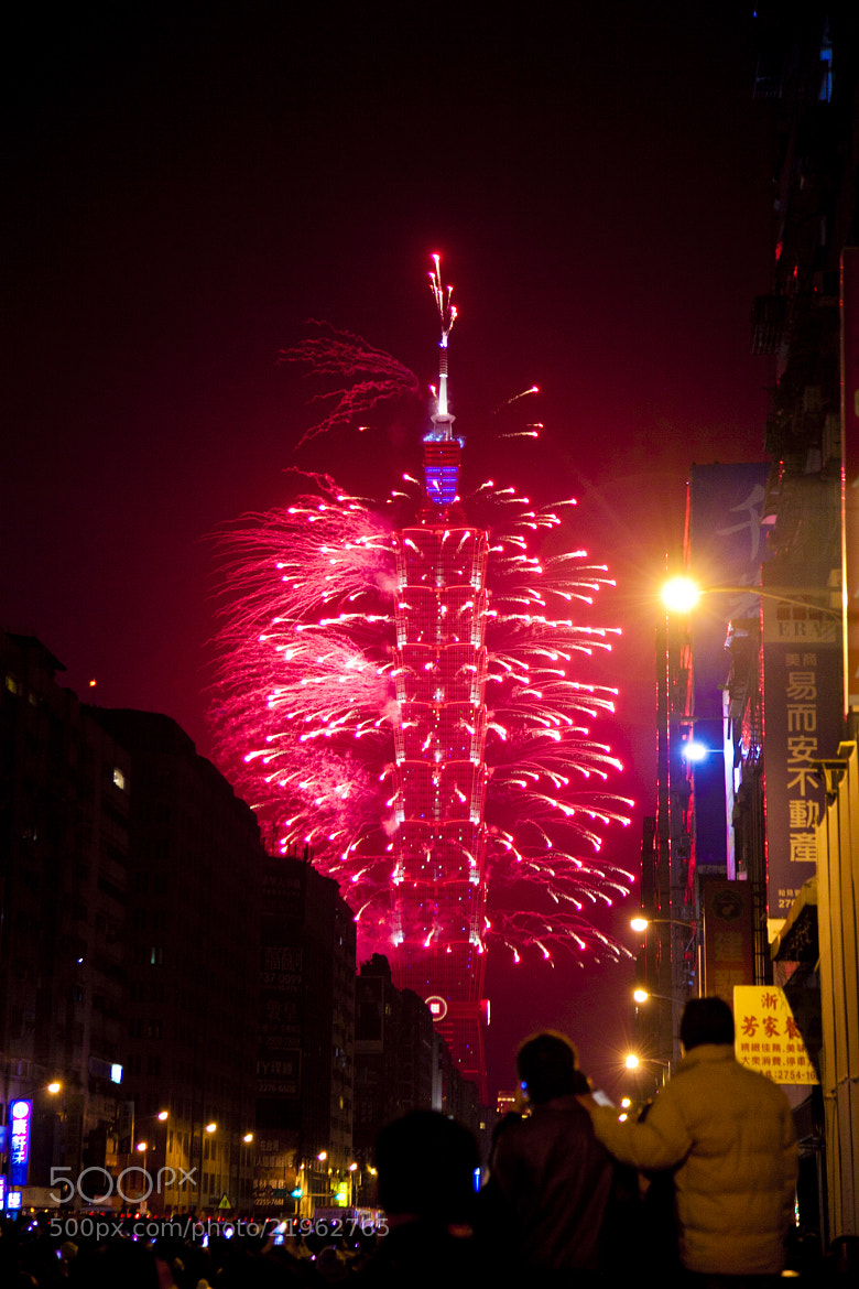 Photograph Happy new year 2013! by Hanson Mao on 500px