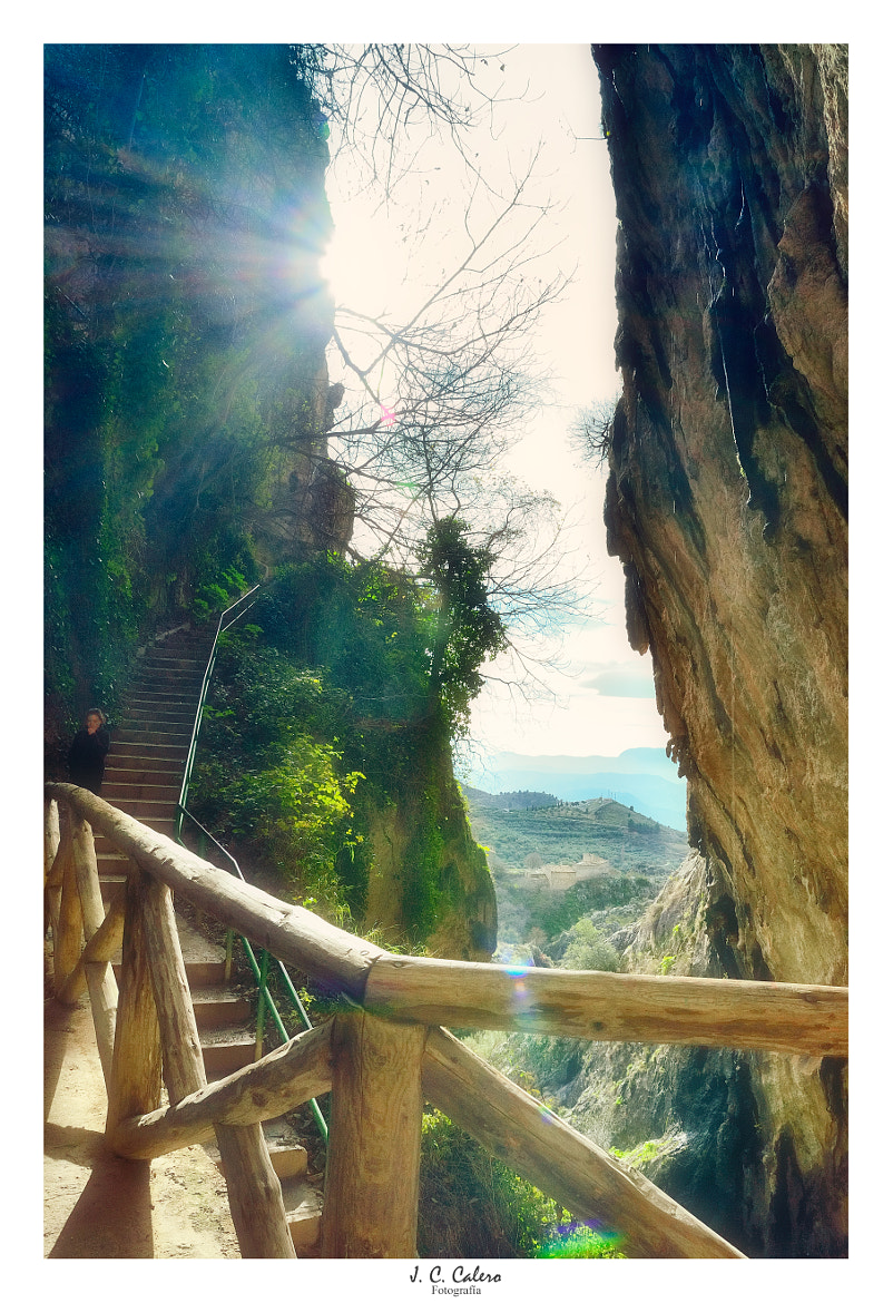 Photograph Escalera al cielo - Stairway to heaven by Juan Carlos Calero on 500px