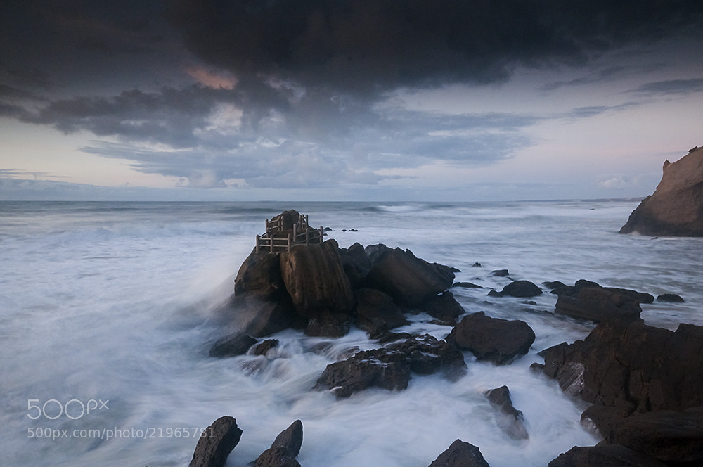 Photograph Rough sea by Jose Pombo on 500px