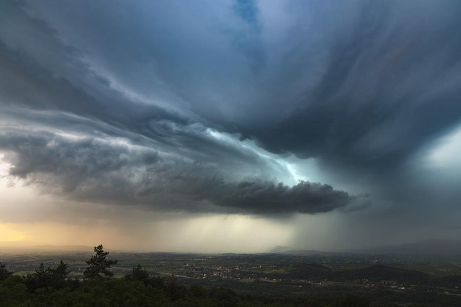 Storm Shapes by Jure Batagelj on 500px.com