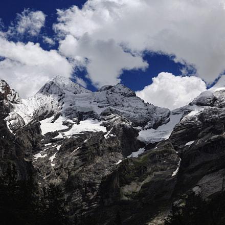 Bernese Oberland - Kandersteg Bergstation Oeschinensee