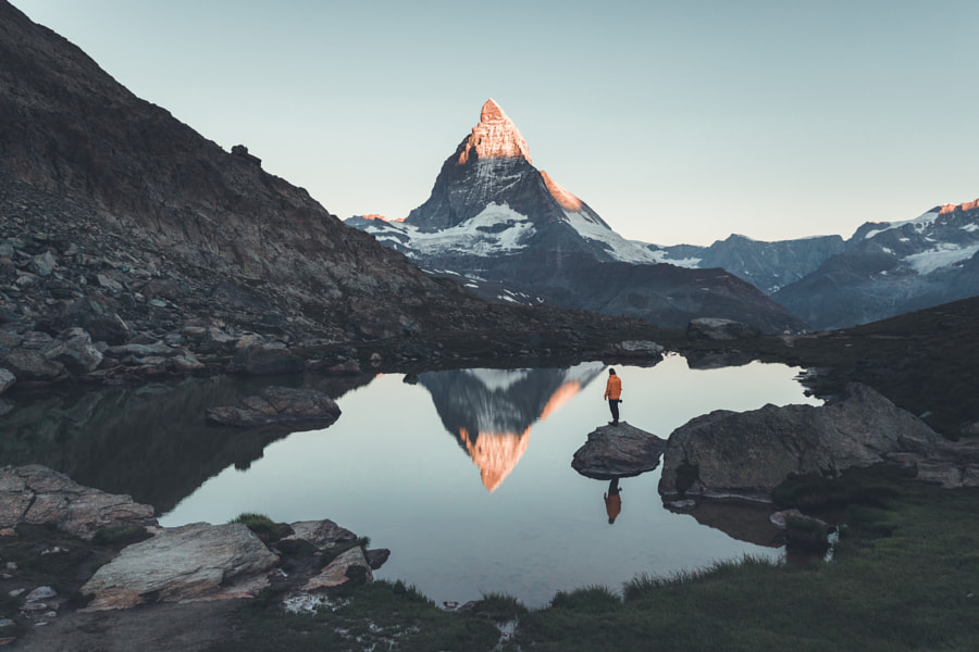 Matterhorn by Michiel Pieters on 500px.com