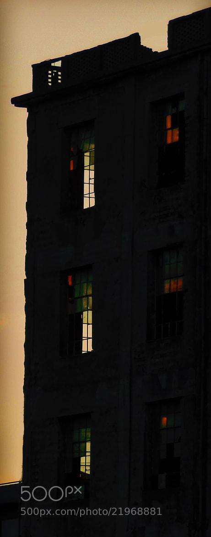 Photograph Urban Tetris - The Twilight game by Kyriakos Kontozoglou on 500px
