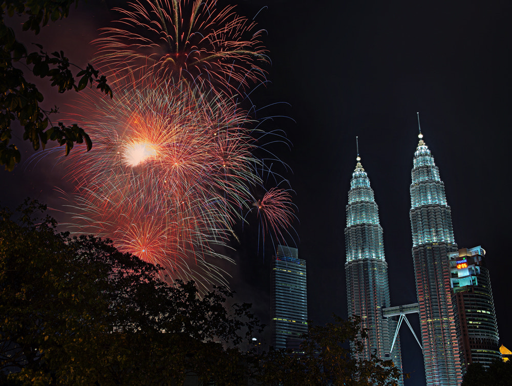 Photograph New Year 2013 A by Yaman Ibrahim on 500px