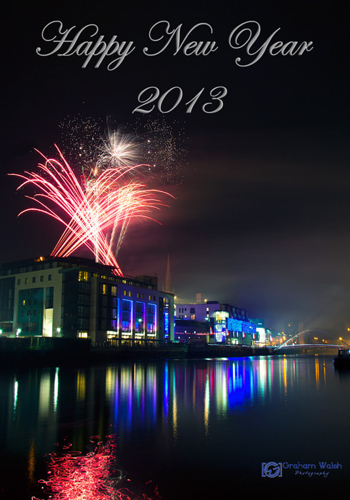 Photograph Happy New Year by Graham Walsh on 500px
