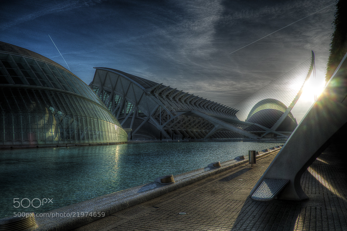 Photograph Morning in Valencia by esplugues on 500px