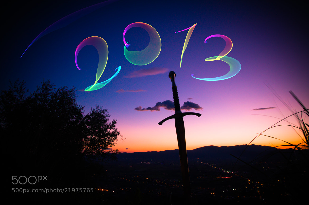 Photograph Happy 2013 - Greeting card - 3 by Simone Ciliberti on 500px