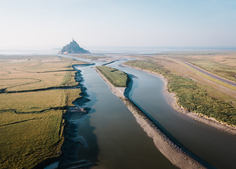 Le Mont Saint-Michel by Michael Tighe on 500px.com