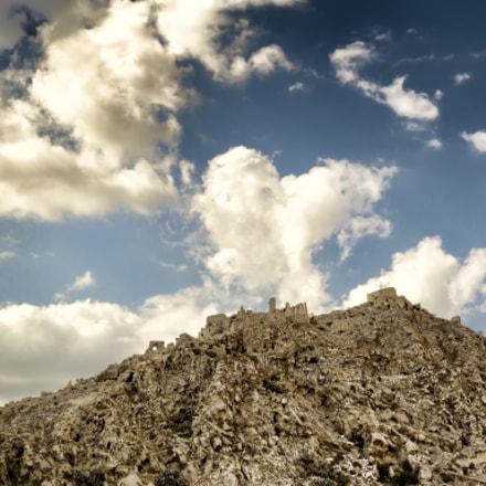 Nuvole su Montallegro