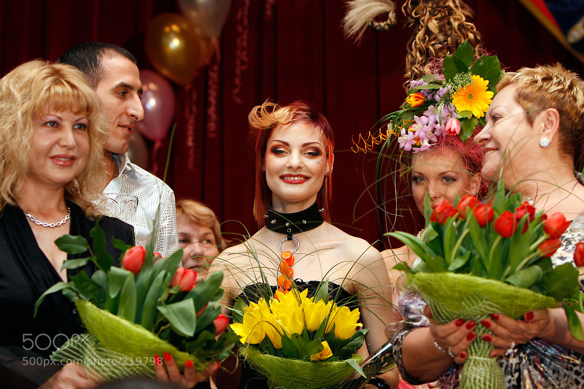Photograph Hairstyle competition by Mikhail Razumovskiy on 500px