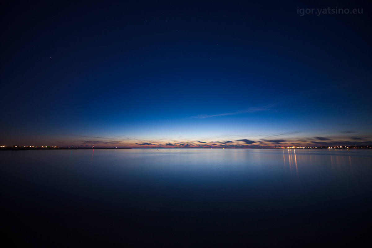 Photograph Night  sea by Igor  Linde on 500px