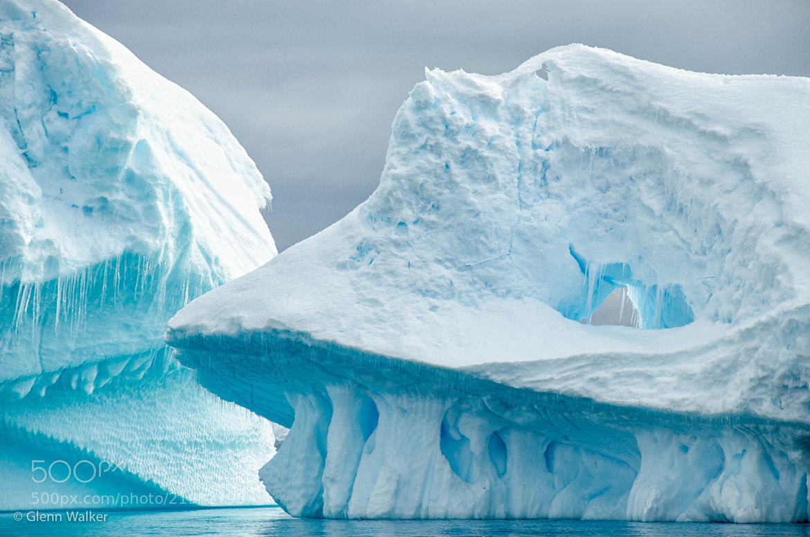 Photograph Eye of the Ice by Glenn Walker on 500px