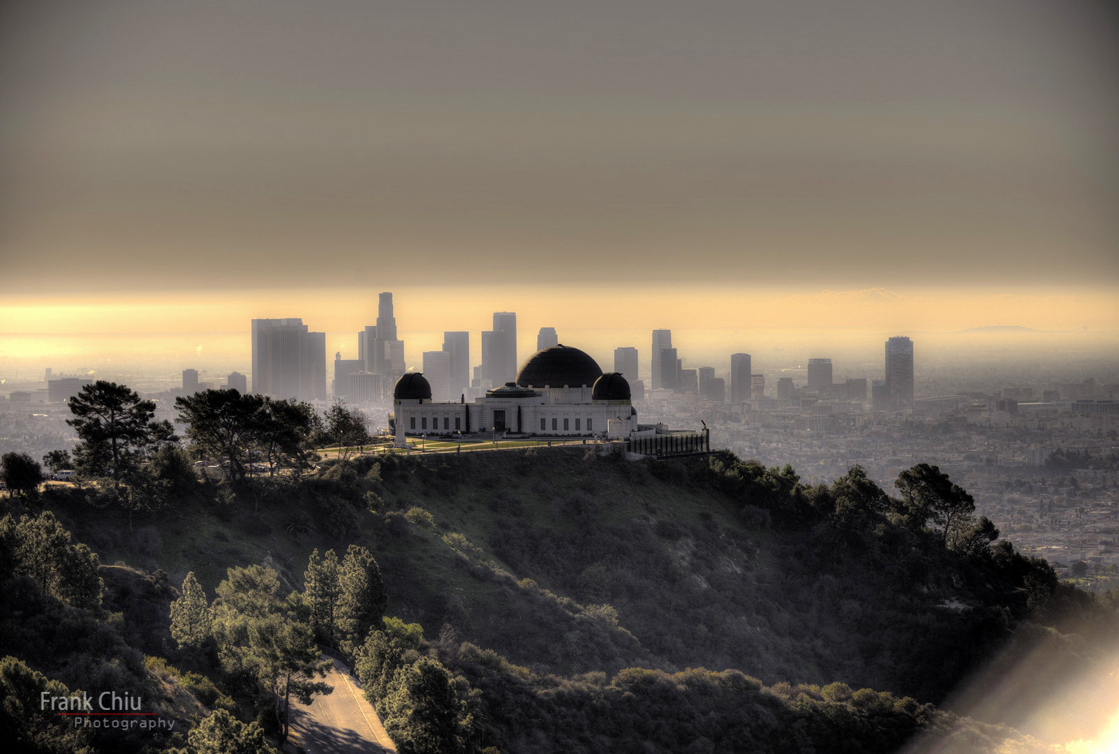 Photograph Griffith Observatory by Frank Chiu on 500px