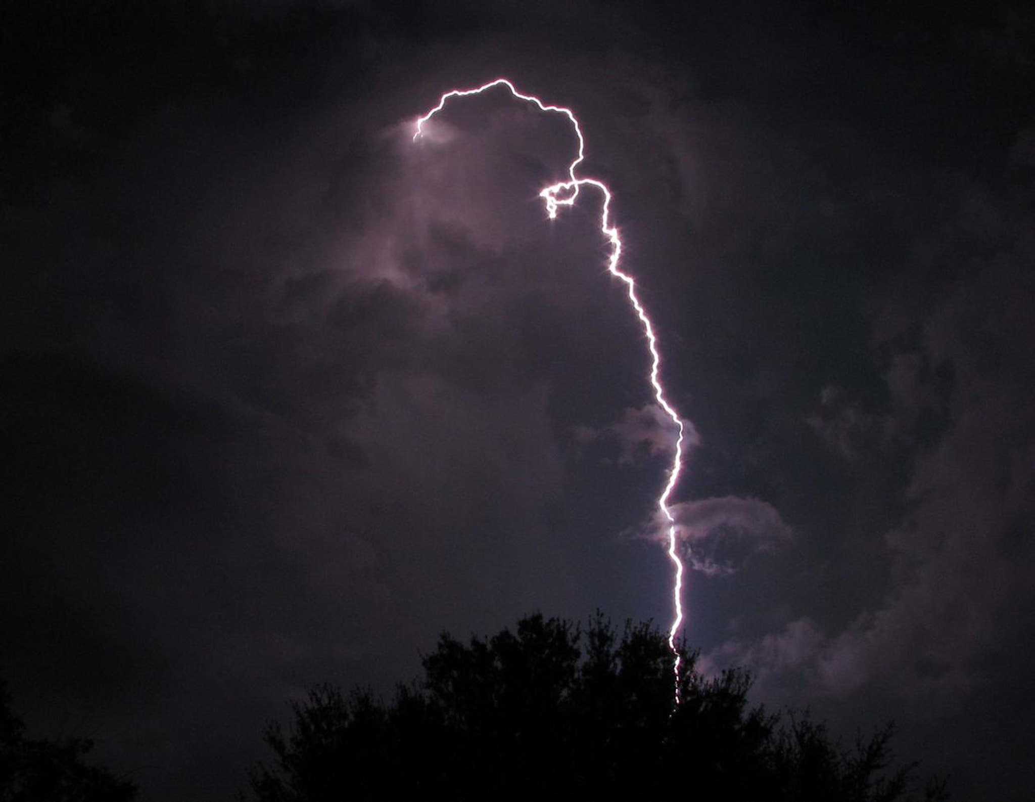 Photograph Lightning Loop by David Hicks on 500px