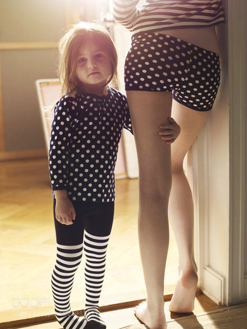 Photograph Sisters striped by Testosterona  on 500px