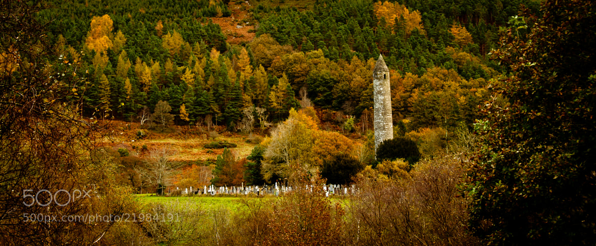 Photograph Glendalough by Chris Murphy on 500px