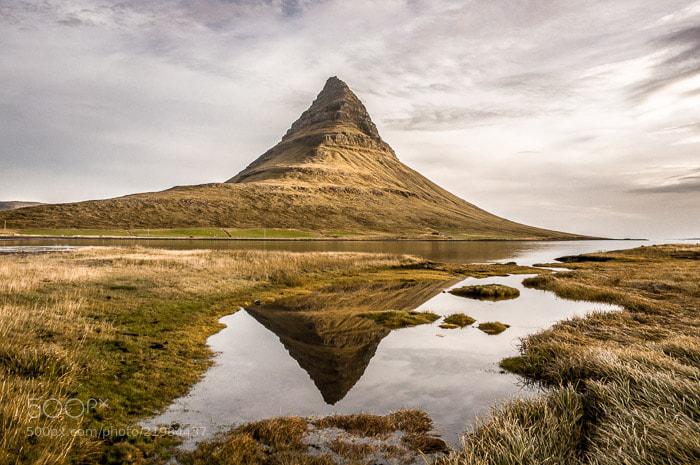 Photograph Kirkjufell Mountain by Vaclav Bacovsky on 500px