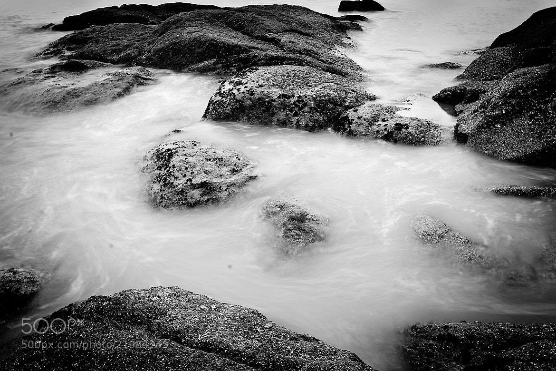 Photograph Samrock Beach,Batu Feringgi by fahmi cooleem on 500px