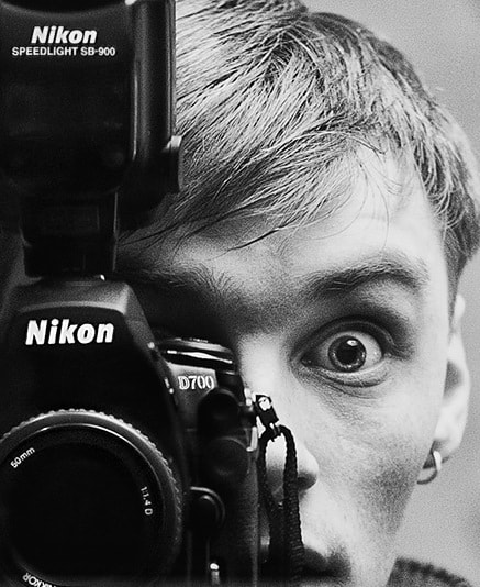 Photograph Selfportrait by Alex Lukyanyonok on 500px