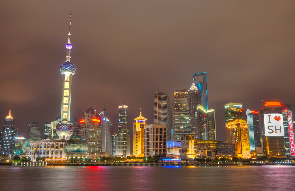 Photograph Shanghai by Rudi Zhang on 500px